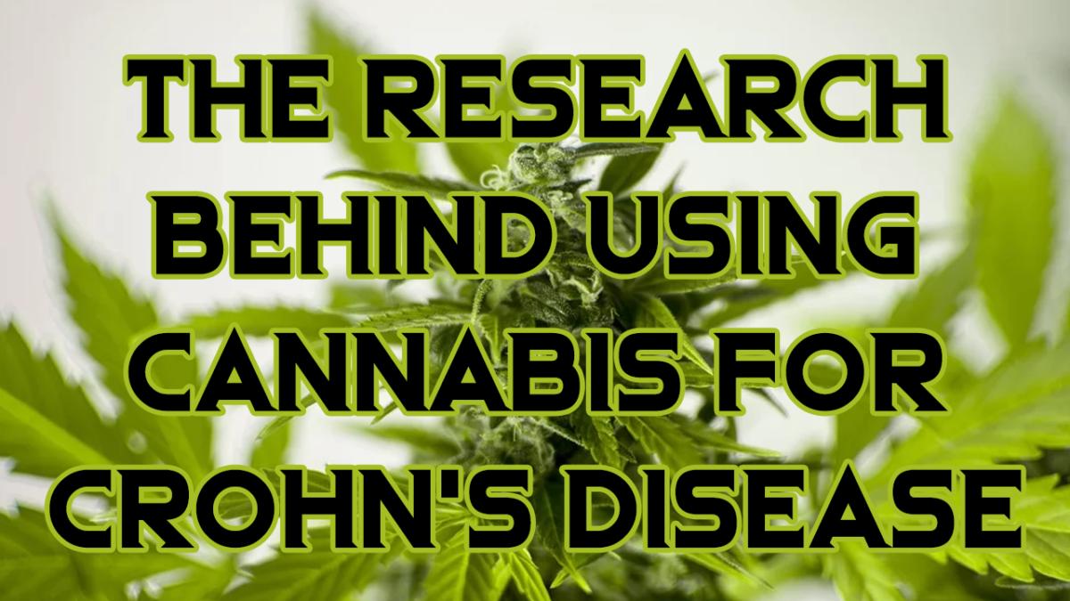 3 Studies Testing Cannabis as Treatment for Crohn's Disease